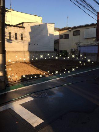 練馬区錦 解体工事を行いました。
