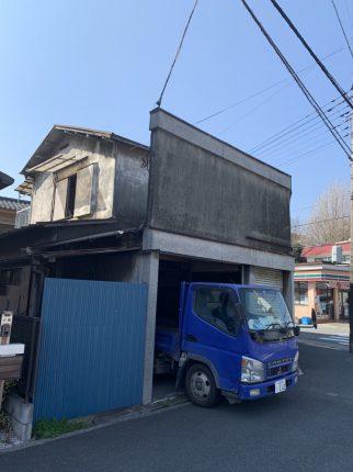 川越市六軒町の解体工事を行いました。