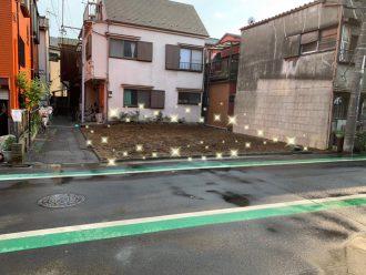 葛飾区東新小岩の解体工事を行いました。