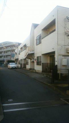 朝霞市幸町の解体工事を行いました。