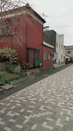 足立区中央本町の解体工事を行いました。