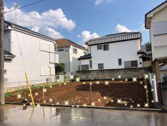 所沢市中新井の解体工事を行いました。