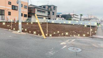 越谷市赤山の解体工事を行いました。