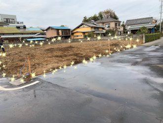 川越市増形の解体工事を行いました。