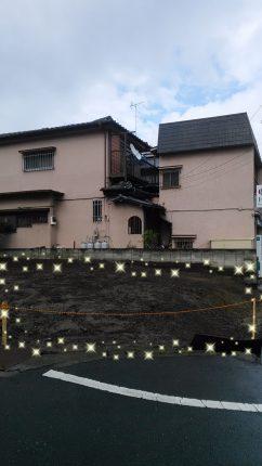 草加市青柳の解体工事を行いました。