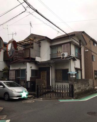葛飾区鎌倉の解体工事を行いました。