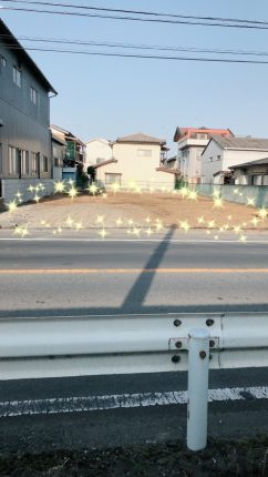 川島町上伊草の解体工事を行いました。