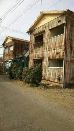 川越市南大塚の解体工事を行いました。