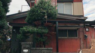 多摩市和田のの解体工事を行いました。