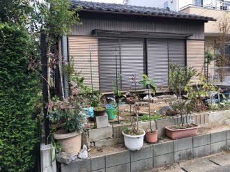 川口市芝塚原の解体工事を行いました。