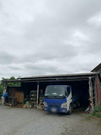 上尾市小敷谷の解体工事を行いました。