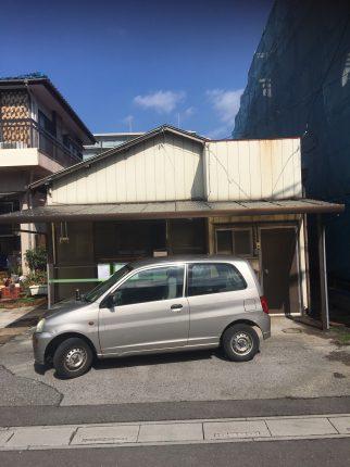越谷市蒲生西町の解体工事を行いました。