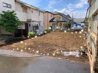 調布市小島町の解体工事を行いました。