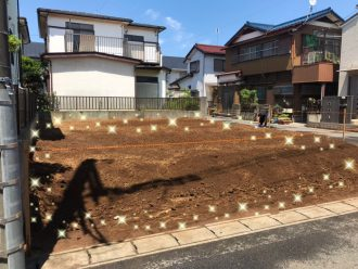 松戸市五香の解体工事を行いました。