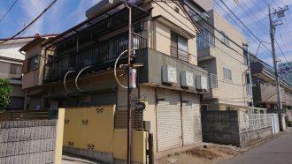 川越市東田町の解体工事を行いました。