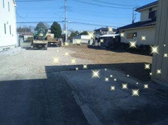 川島町戸守の解体工事を行いました。