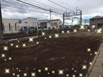 坂戸市関間の解体工事を行いました。
