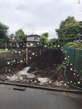 東久留米市学園町の解体工事を行いました。