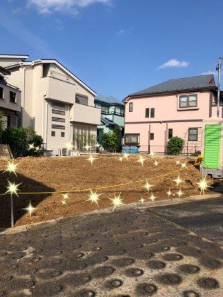 川崎市麻生区高石の解体工事を行いました。