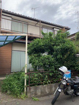 狛江市中和泉の解体工事を行いました。