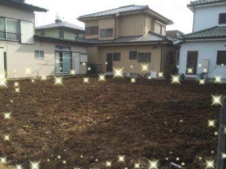 坂戸市西坂戸 解体工事を行いました。