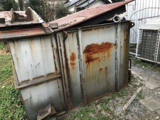 川越市久下戸の解体工事を行いました。