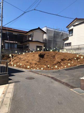 佐倉市上座の解体工事を行いました。