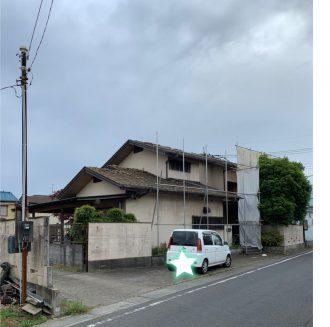 三郷市彦倉の解体工事を行いました。