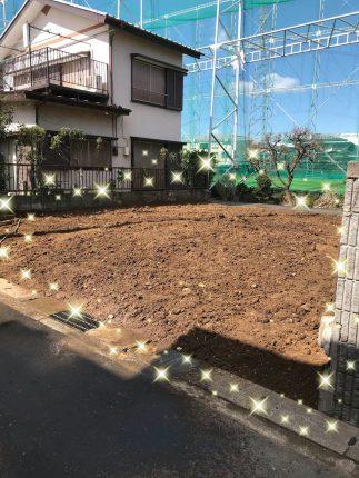 草加市草加の解体工事を行いました。