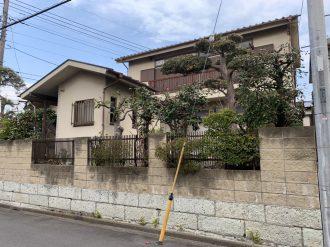 小金井市東町の解体工事を行いました。