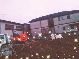 習志野市袖ケ浦の解体工事を行いました。
