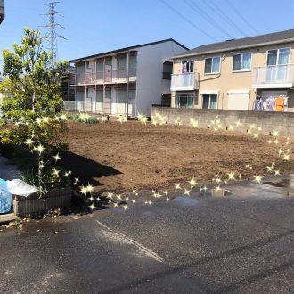 小金井市梶野町の解体工事を行いました。