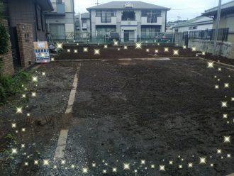 所沢市久米 カーポート土間撤去工事を行いました。