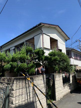 府中市小柳町の解体工事を行いました。