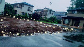 坂戸市塚越の解体工事を行いました。