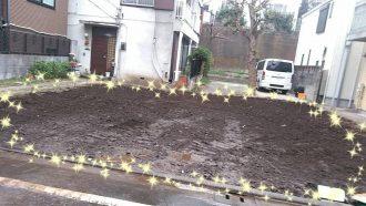 渋谷区広尾の解体工事を行いました。