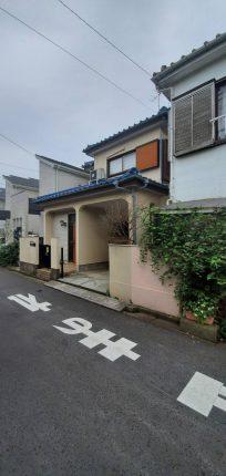 小平市鈴木町の解体工事を行いました。
