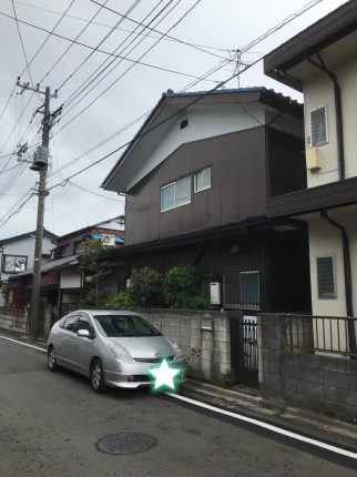 西東京市南町の解体工事を行いました。