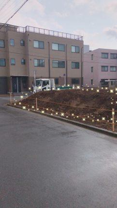 千葉市中央区松波の解体工事を行いました。