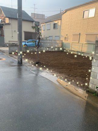 市川市北方の解体工事を行いました。