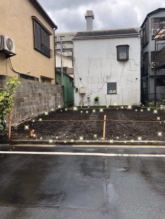 江東区大島の解体工事を行いました。