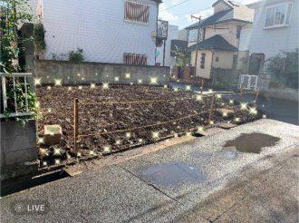 狛江市猪方の解体工事を行いました。