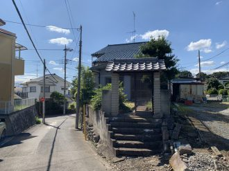 国立市青柳の解体工事を行いました。