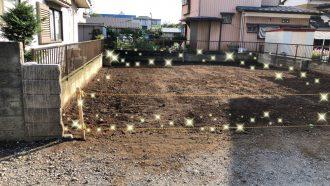 習志野市東習志野の解体工事を行いました。