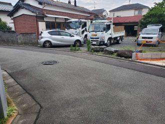 あきる野市引田の解体工事を行いました。