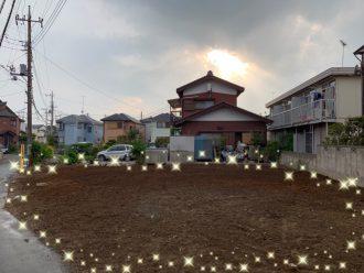 川越市霞ヶ関東の解体工事を行いました。