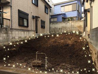 川口市赤山の解体工事を行いました。