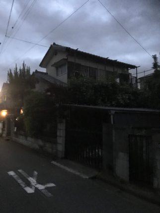 ふじみ野市元福岡の解体工事を行いました。