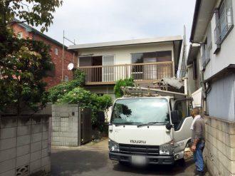 武蔵野市吉祥寺南町 解体工事を行いました。