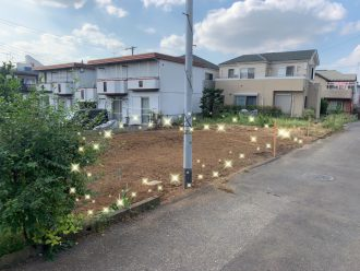 さいたま市中央区桜丘の解体工事を行いました。